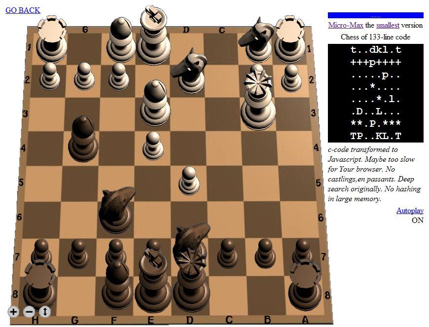 chess online engine